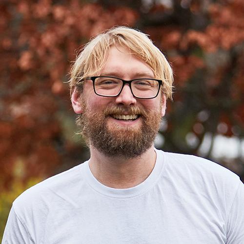 Rich Corrigan, Creative Director, Dogeatcog
